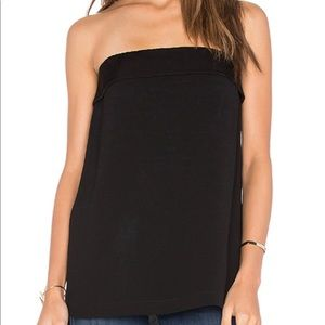 BCBGMaxAzria top worn one time size L